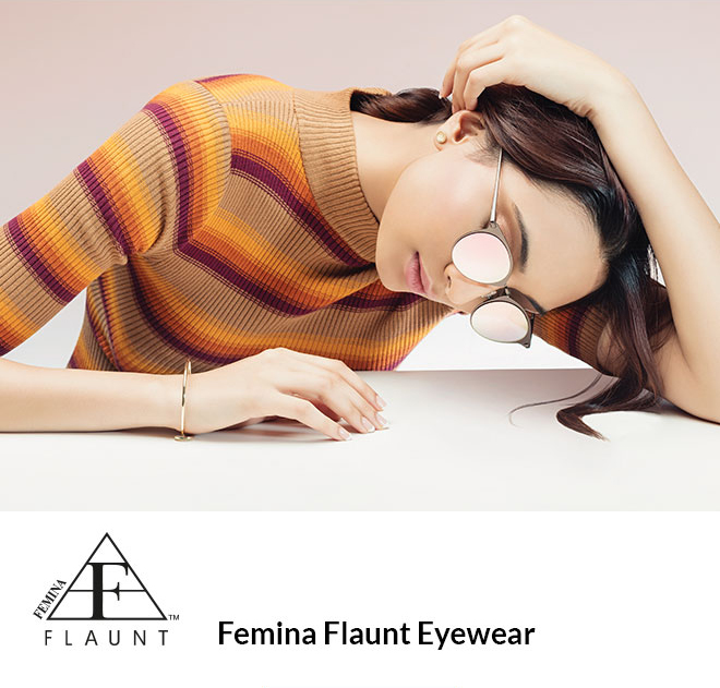 IRIS Brands LLP launches 'Femina FLAUNT Eyewear Collection' in collaboration with Femina