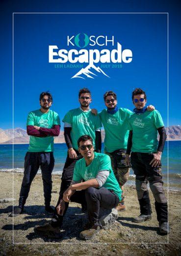 KOSCH begins its 'Escapades' with a ride to Leh-Ladakh