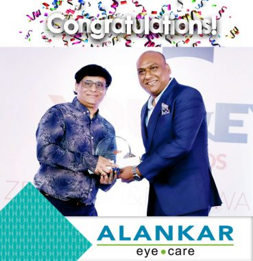 #KoschPartner – Alankar Eye Care Wins Award for Excellence in Customer Service