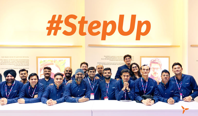 #StepUp initiative by Iris comes to the aid of opticians in India